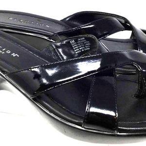 Kenneth Cole Reaction Women Sandals Size 6M Black
